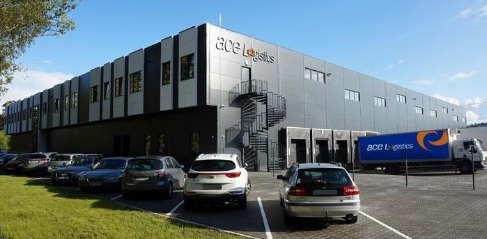 ace Logistics termināls Latvijā